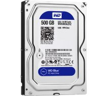 Western Digital Blue 500GB HDD 64MB SATA III WD5000AZRZ