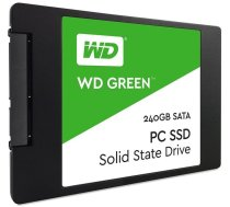 Western Digital Green 240GB SSD disks WDS240G2G0A