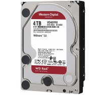Western Digital Red 4TB HDD 64MB SATA III WD40EFRX