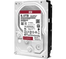 Western Digital Red 6TB HDD 64MB SATA III WD60EFRX